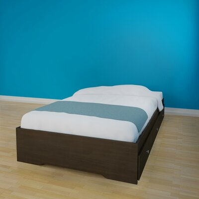 Baillie Mates Bed with Storage Size: Twin