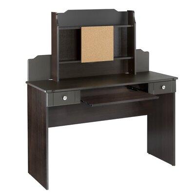 Low Price Nexera Dixon Convertible Student Computer Desk in Espresso
