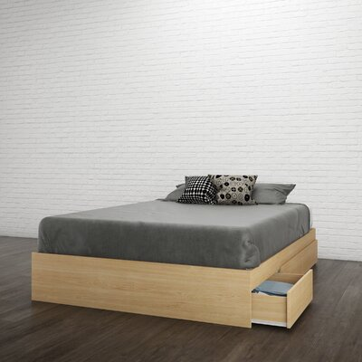 Malinda Storage Platform Bed Size: Full