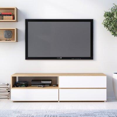 Alda Trilogy TV Stand
