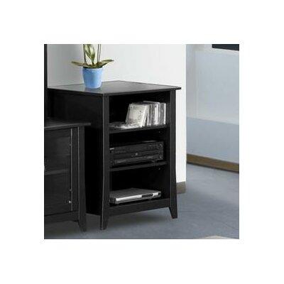 Tuxedo Stereo Cabinet