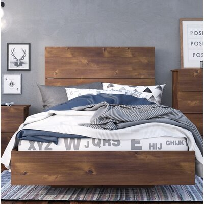 Lockheart Platform Bed Size: Twin