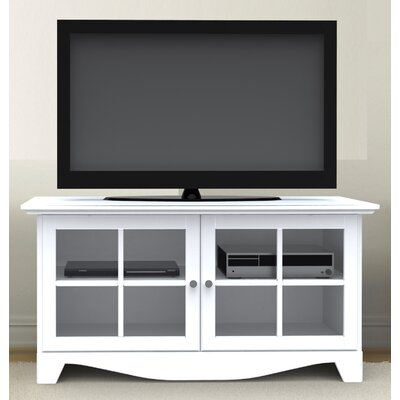 Cheap Nexera Pinnacle 49″ TV Console in White (QB1689)