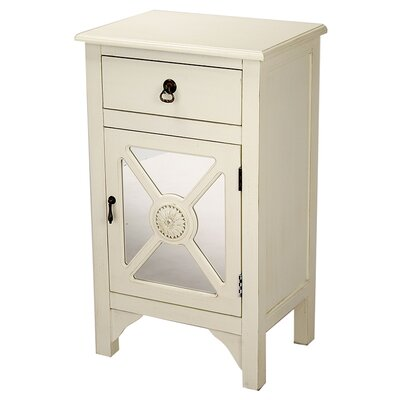 Concord Mirrored Cabinet Heather Ann