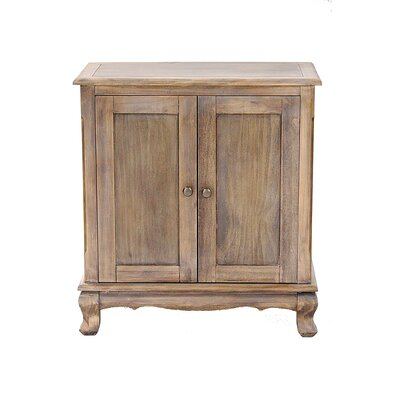 Pinecrest 2 door Accent Cabinet Finish: Farmhouse Rustic