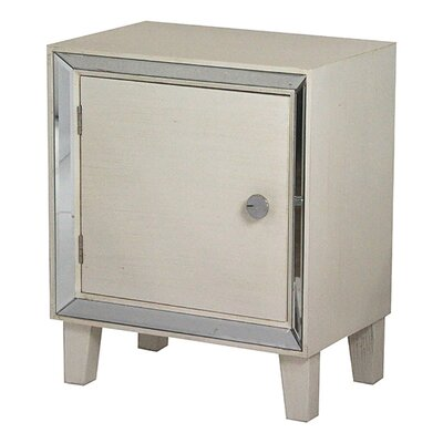 Bon Marche Nightstand Finish: Antique White