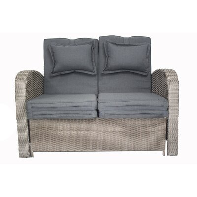 Hess Loveseat with Cushions