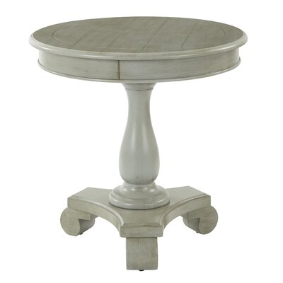Avalon End Table Color: Antique Gray
