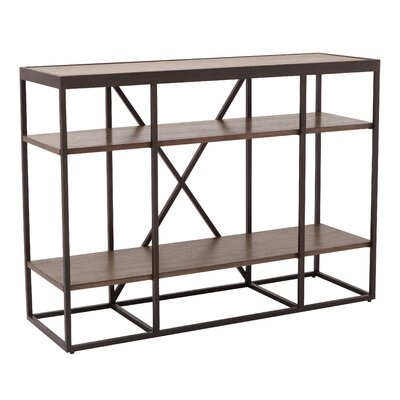 Kinney Storage Console Table