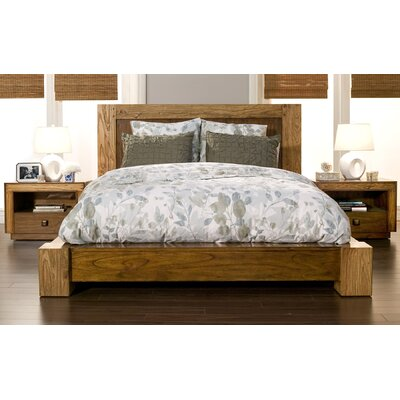Jimbaran Bay Platform Bed Size: King