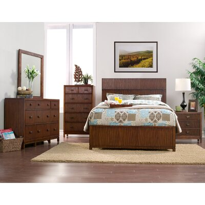 Loft Queen Panel Customizable Bedroom Set