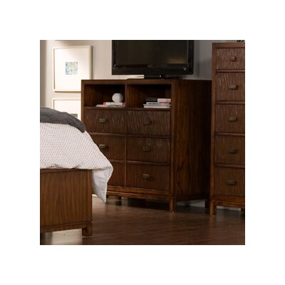 Lowery 6 Drawer Media Chest