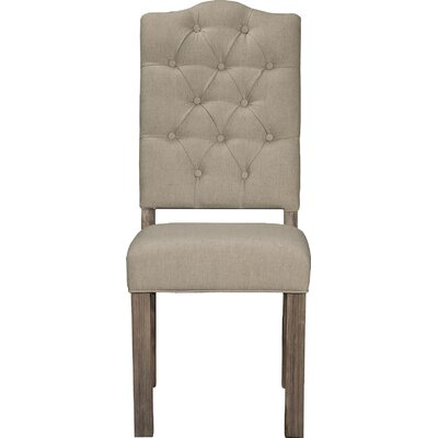 Fiji Tufted Upholstered Side Chair (Set of 2)