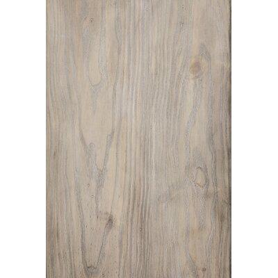 Burgundy Upholstered Panel Headboard Size: California King