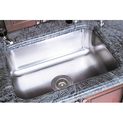 11.5 X 11.5 Single Bowl Undermount Kitchen Sink