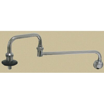 Wall/Splash Mounted Pot Filler Faucet