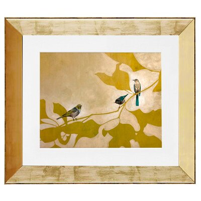 'Us Together' by Amy Paul Framed Painting Print