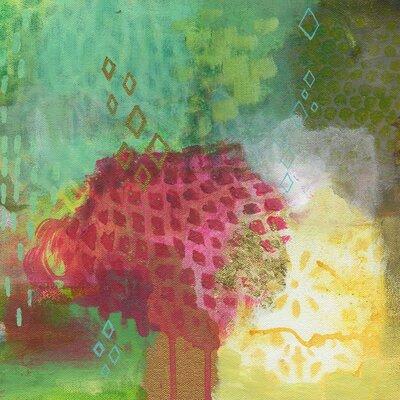 'Souk Pigments' Acrylic Painting Print