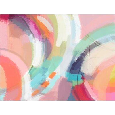 'Tilta Whirl' Acrylic Painting Print