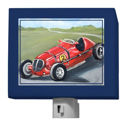 Vintage Drive Night Light