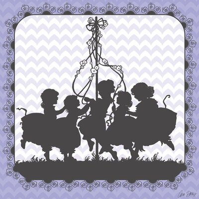 Victorian Details May Day Canvas Art