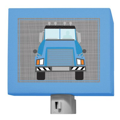 Ways To Wheel - Mac Truck Night Light