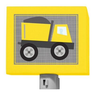 Ways To Wheel - Dump Truck Night Light