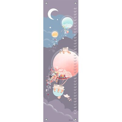 Kites and Kittens Balloon Ride Growth Chart