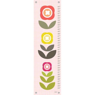 Modern Blooms Growth Chart NB1403