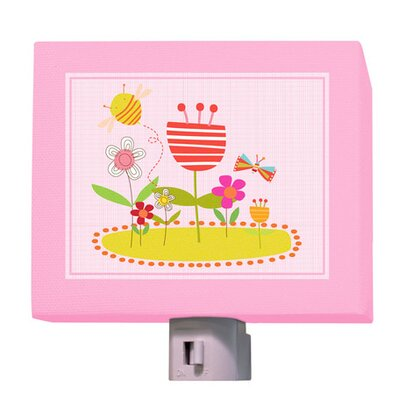Friendly Flower Patch Night Light
