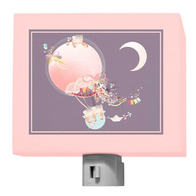 Kites and Kittens Night Light