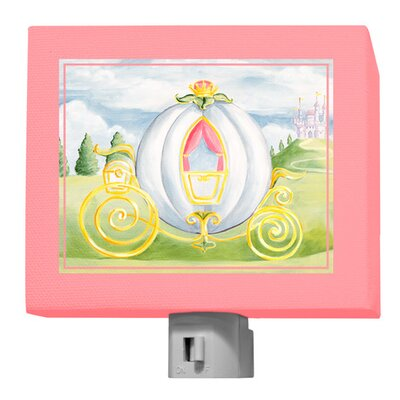 Princess Coach Night Light