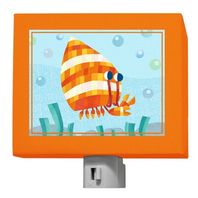 Marine Munchkins - Hermit Crab Night Light