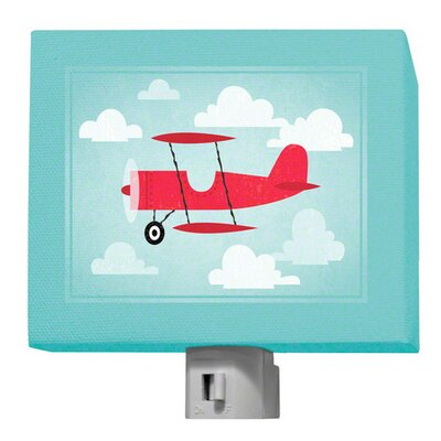 Airborne Biplane Night Light