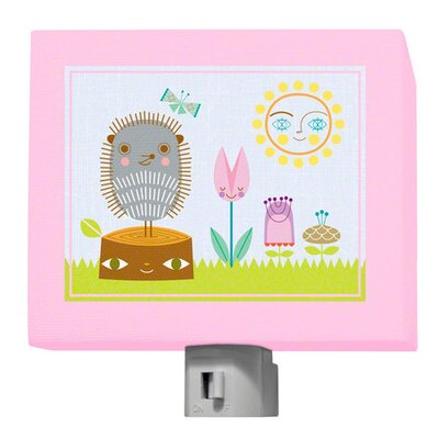 A Very Fairy Topiary Woodland Friends Night Light