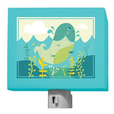 A Through Z Animals - Whale Night Light