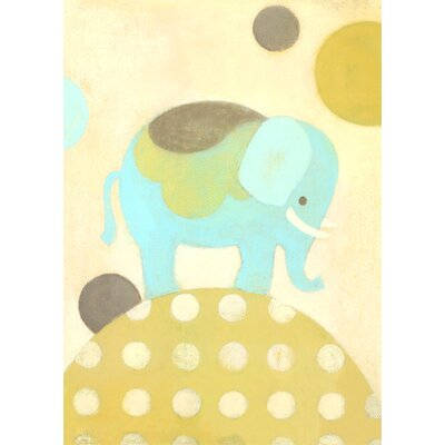 Ella Elephant Canvas Art PE0122