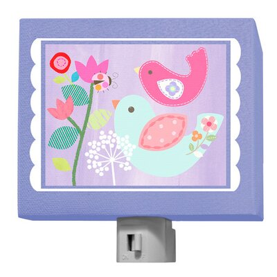 Enchanted Bird Night Light