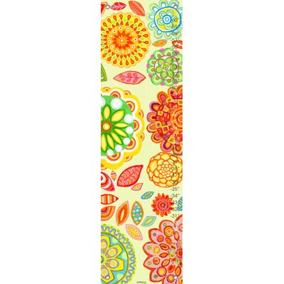 Radiant Flowers Growth Chart PE2859