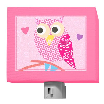 Mod Owl Night Light