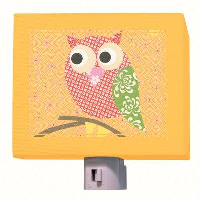 Mod Owl Night Light