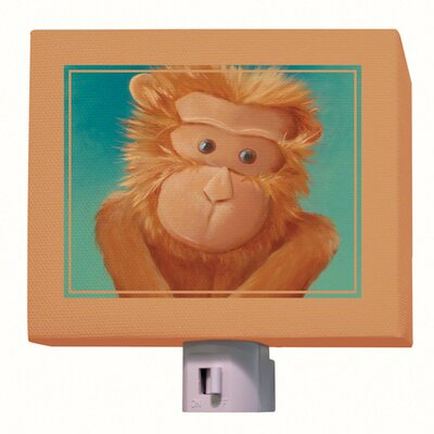 Baby Orangutan Night Light