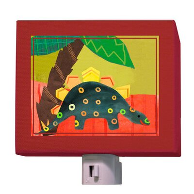 Spotty Stegosaurus Night Light