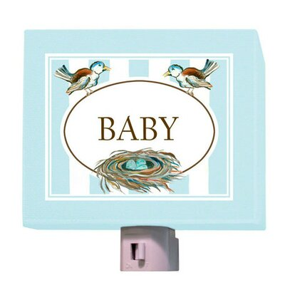 Baby Night Light Color: Blue