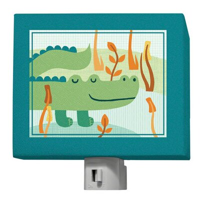 A Through Z Animals - Alligator Night Light