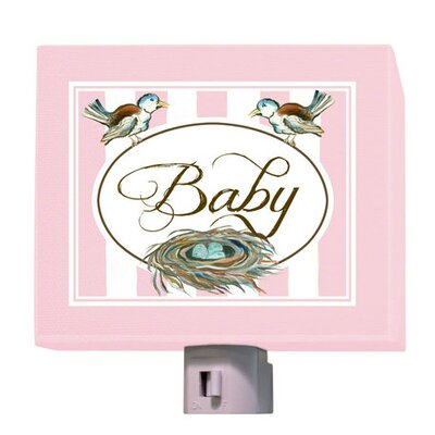 Baby Pink Night Light