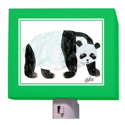 Eric Carles Panda Bear Night Light