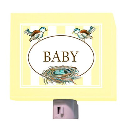Baby Night Light Color: Yellow
