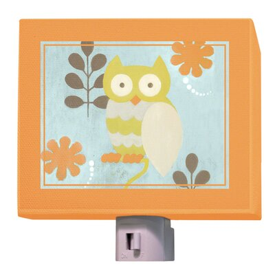 Hootie Owl Night Light