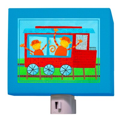Animal Choo Choo Night Light
